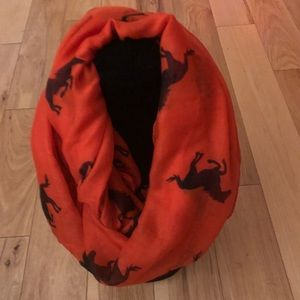 Accessories - Scarf/new, horse print